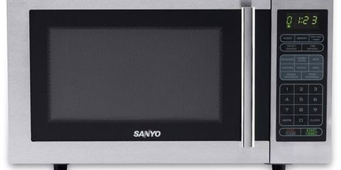 Sanyo Mid Size Microwave Oven Em S6588s