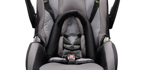 Safety 1st onBoard 35 Air Infant Car Seat Review