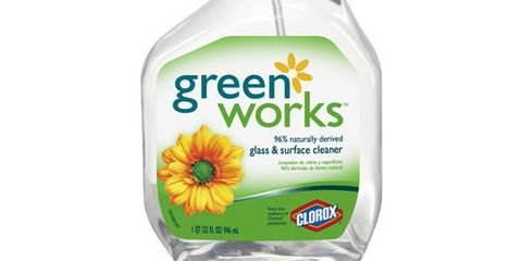 Green Works Glass Surface Cleaner Review