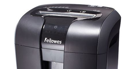 By The Good Housekeeping Insute Fellows Shred 73ci 100 Percent Jam Proof Paper Shredder