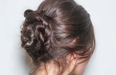 Surprising How To Make A Braided Bun Easy Braided Hairstyle In Less Than 60 Schematic Wiring Diagrams Phreekkolirunnerswayorg