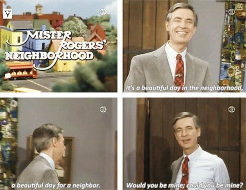 Life Lessons From Mr  Rogers - Quotes from Mr  Rogers