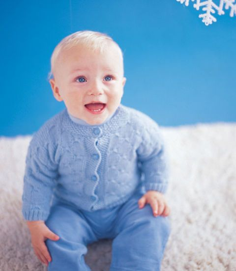 Knitting Patterns For Baby Clothes