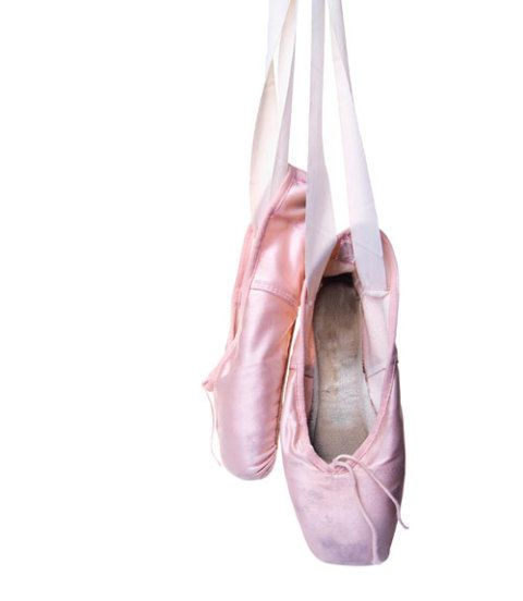 Ballerina shoes. They let the kids spin. Wish they had them