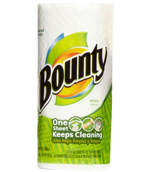 bounty paper towels review