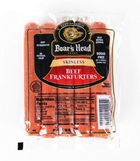 Boar S Head Beef Frankfurters Review