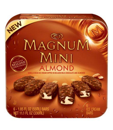 Magnum Mini Almond Ice Cream Bar Review