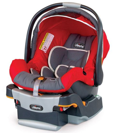 Chicco Key Fit 30 Infant Car Seat Review