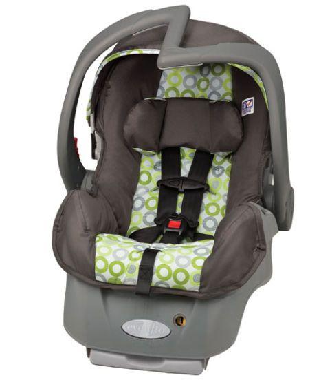 Evenflo Embrace 5 Infant Car Seat
