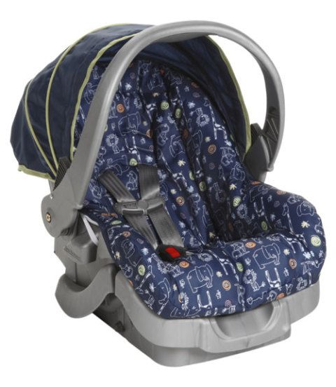 Cosco Starter Infant Car Seat Review