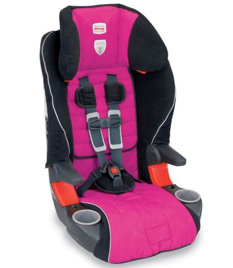 Britax Frontier 85 Combination Car Seat Review