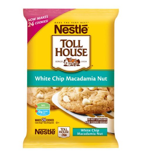 Toll House White Chip Macadamia Nut