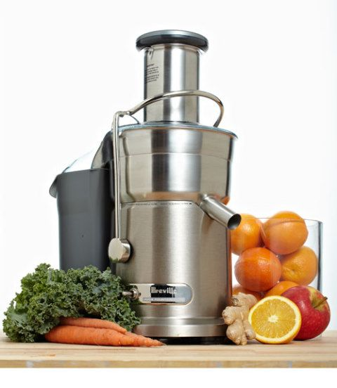 how to clean a breville juice fountain