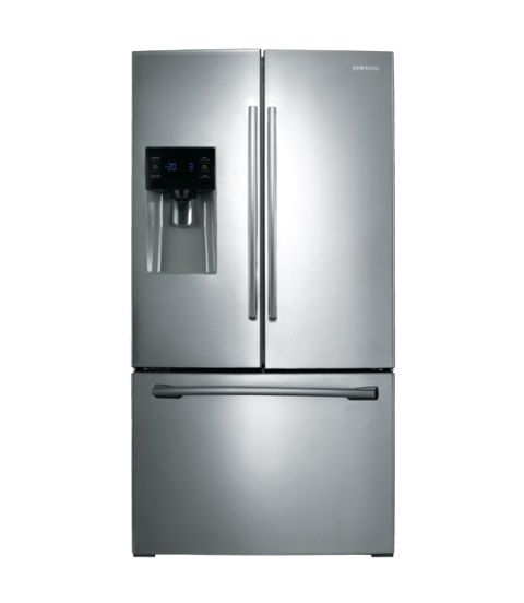 Samsung 26 Cuft French Door Refrigerator With External Water Ice
