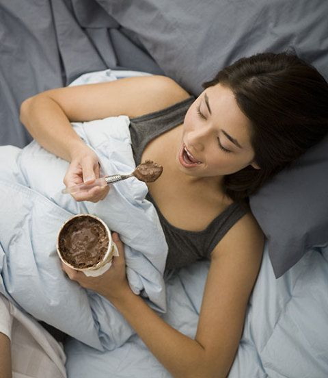 Image result for before bed eating images