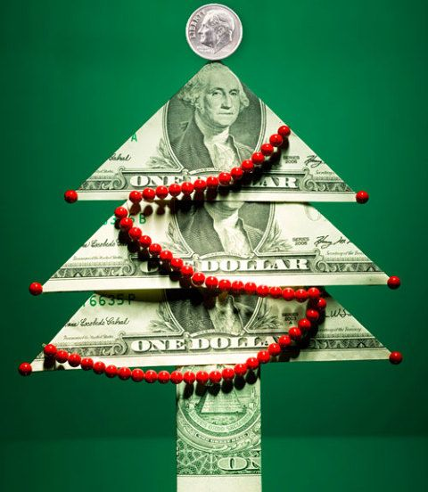 Money free christmas gifts