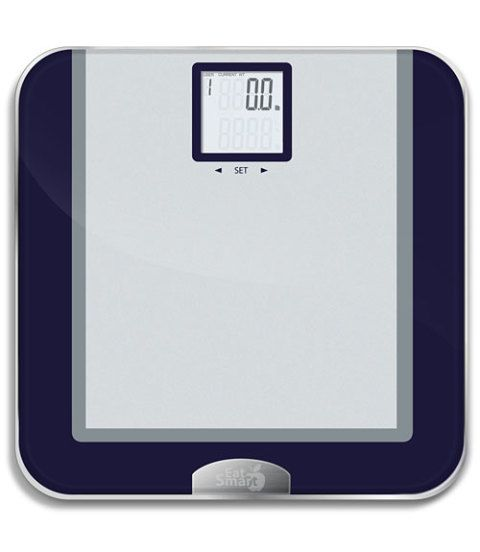 Tracker Digital Bathroom Scale