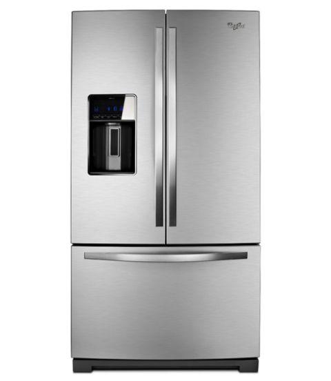 Attirant Whirlpool Gold French Door Refrigerator
