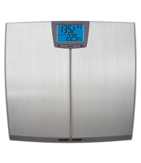 Health O Meter Stainless Steel Body Fat Bath Scale Bfm144dq 99 Review