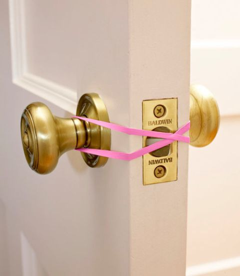 Rubber Band Door Stop