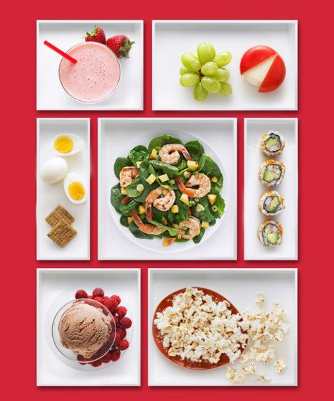 what can you snack on while dieting
