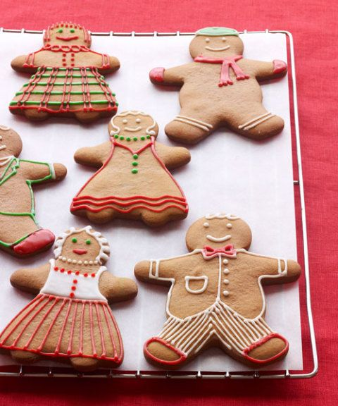 Paula Deen S Gingerbread Cookies Recipe Paula Deen Recipes