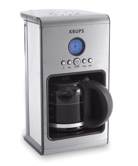Krups Coffee Machine Km1000 Review