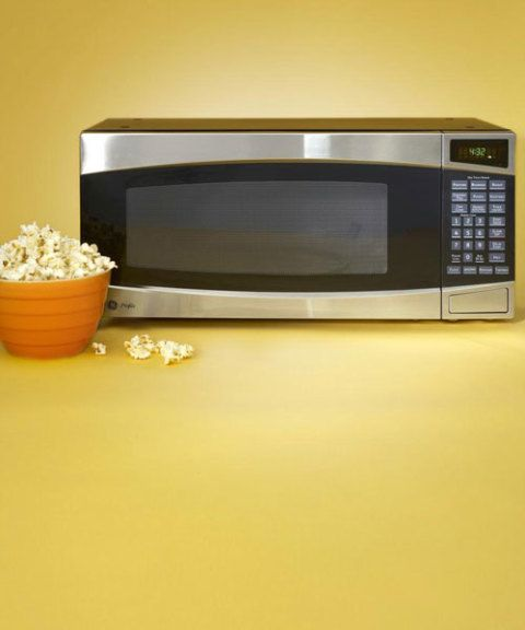 Ge Profile Spacemaker Ii 1 0 Cu Ft Microwave Oven