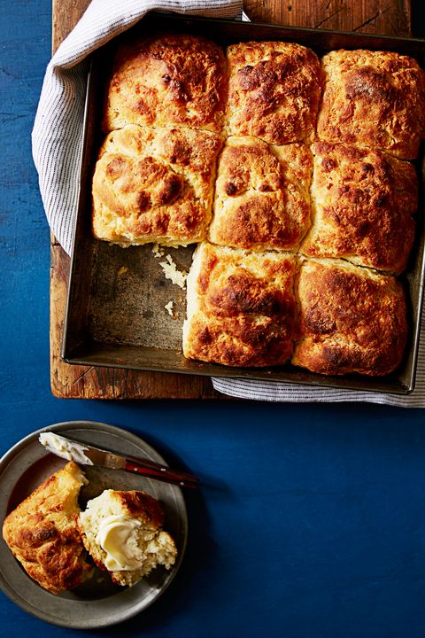 Quick 'n' Easy Southern Biscuits - Easter Dinner Ideas
