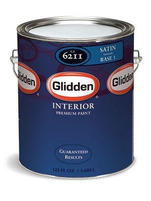 Glidden Interior Premium
