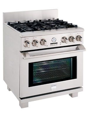 Kenmore Pro Model 7952 Dual Fuel Range Review