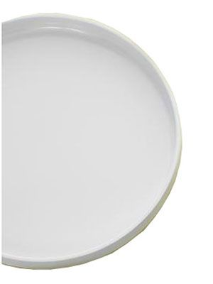 heller stacking melamine dinnerware  sc 1 st  Good Housekeeping & Precidio Rounded Square Dinner Plates Review