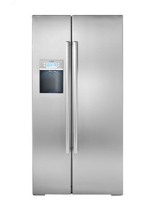 Bosch Linea Counter Depth Side By Side Refrigerator Model
