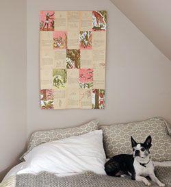 Bedroom Decorating Ideas Using Paper