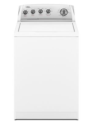 Whirlpool Top-Load Washer WTW57ESVW Review