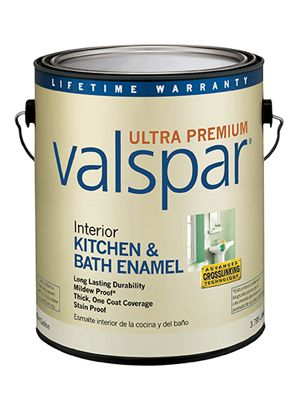Valspar Kitchen And Bath Paint Review - Valspar bathroom paint