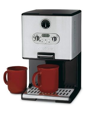 Cuisinart Cup O Matic Single Serve Coffeemaker Review