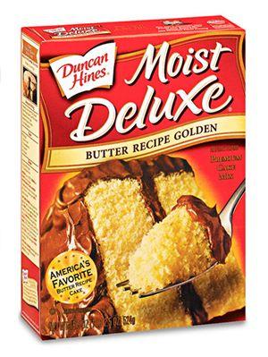 Duncan Hines Moist Deluxe Butter Recipe Golden Premium