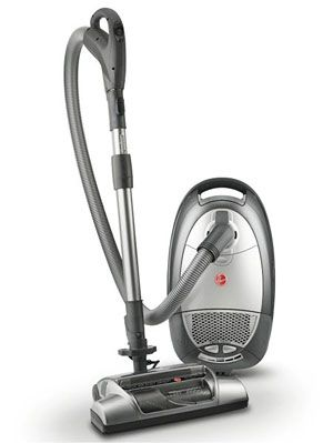 Hoover Anniversary Windtunnel Bagged Canister S3670 Vacuum