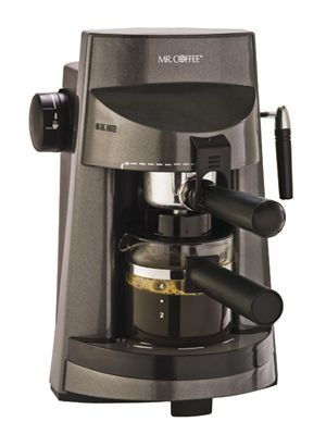 Mr Coffee Steam Espresso Maker