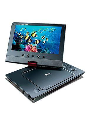 LG DP885 Portable DVD Player Review