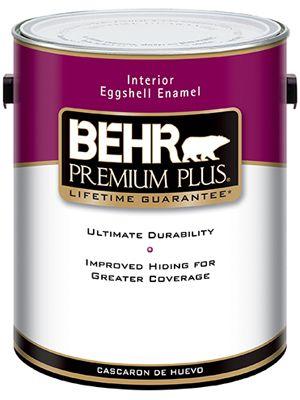 Behr Premium Plus Interior Paint