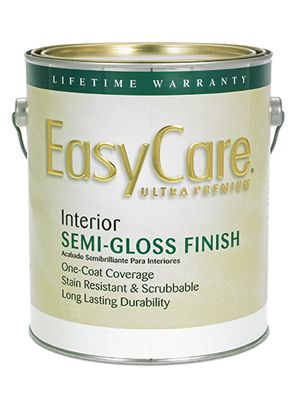 True Value Easycare Semigloss Interior Paint Review