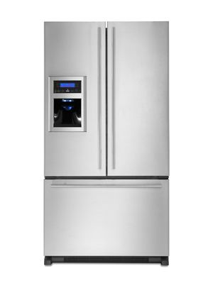 Jenn Air Euro Style French Door Refrigerator Jfi2589aes