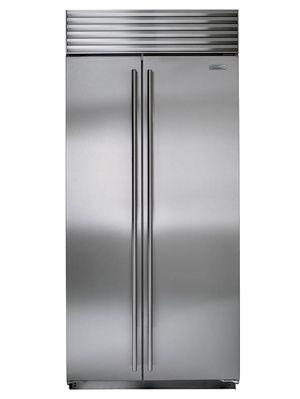 Sub Zero 36 Inch Built In Side By Refrigerator Bi36sth