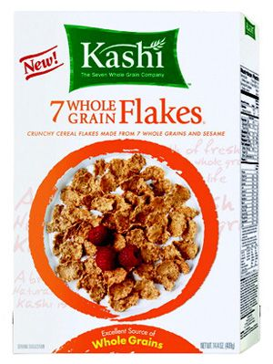Kashi 7 Whole Grain Flakes Review