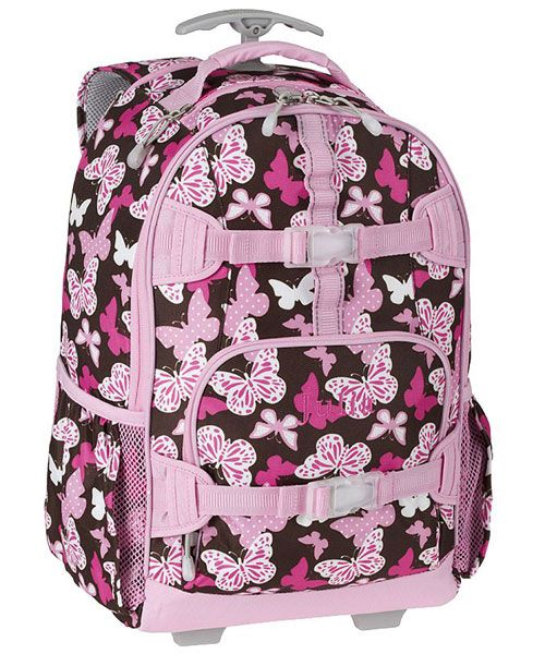 Pottery Barn Kids Mackenzie Large Backpack Review