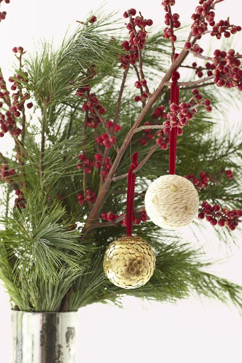 Christmas Crafts - Kitchen Twine Ornaments