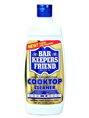 Bar Keepers Friend Cooktop Cleaner Review