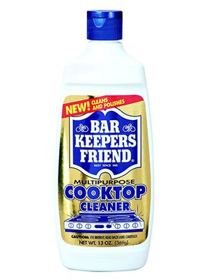 Marvelous Bar Keepers Friend Cooktop Cleaner
